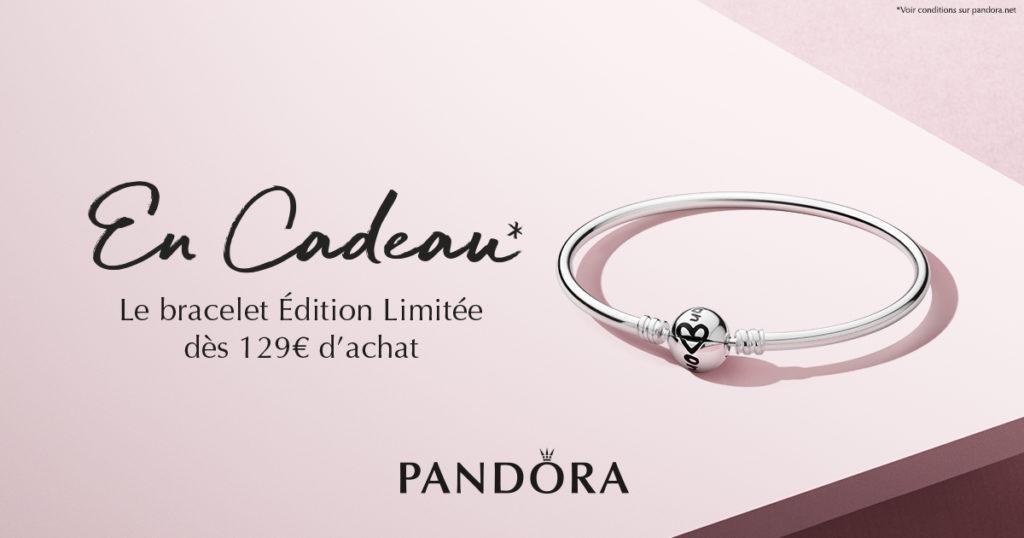 Le bracelet édition limitée dès 129\u20ac d\u0027achat